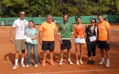 Sofia Tennis Club 360 was a host of Sofia Open 2019 of the Tennis League of Architects Sofia